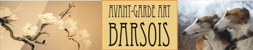 Barsois - Russische Windhunde